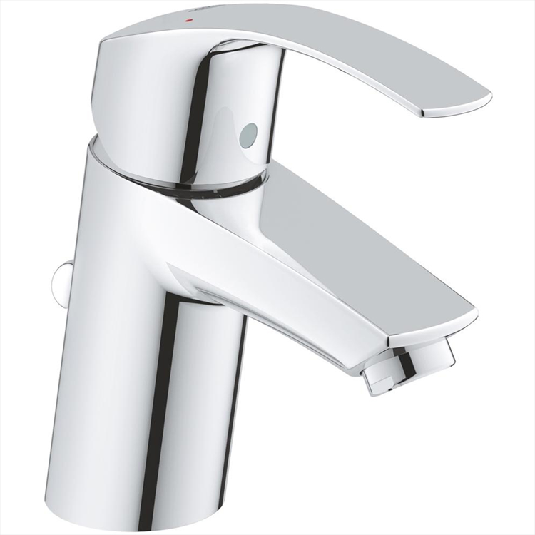 EUROSMART NEW 33265002 MISCELATORE STANDARD LAVABO CROMATO codice prod: 33265002 product photo