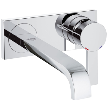 ALLURE MISCELATORE A PARETE PER LAVABO codice prod: 19386000 product photo Default L2