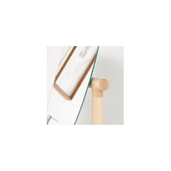 RUNG CONTENITORE SCALA LEGNO DI FAGGIO/BIANCO OPACO codice prod: EVRUCSB product photo Foto1 L2