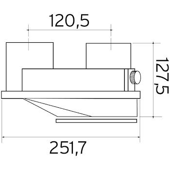Kit Sdoppiatore 80 80 Turbomag Codice Prod 303847 Vaillant