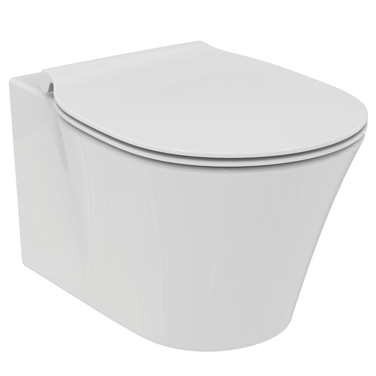 CONNECT AIR WC AQUABLADE SEDILE SLIM RALENTATO SOSPESO codice prod: E008701 product photo