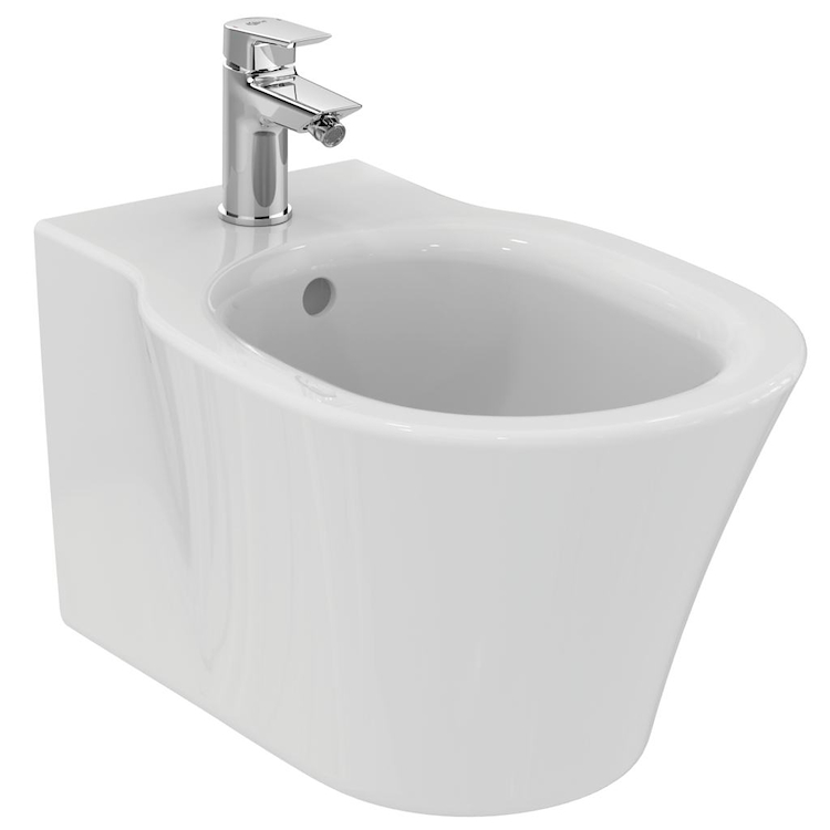 CONNECT AIR BIDET SOSPESO 1 FORO codice prod: E026601 product photo