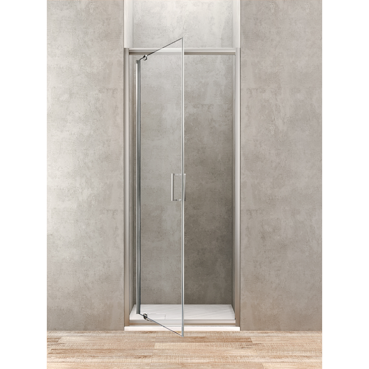 GOLD PORTA BATTENTE PER BOX DOCCIA ANGOLARE 73-77cm codice prod: BBGOLTPG75 product photo
