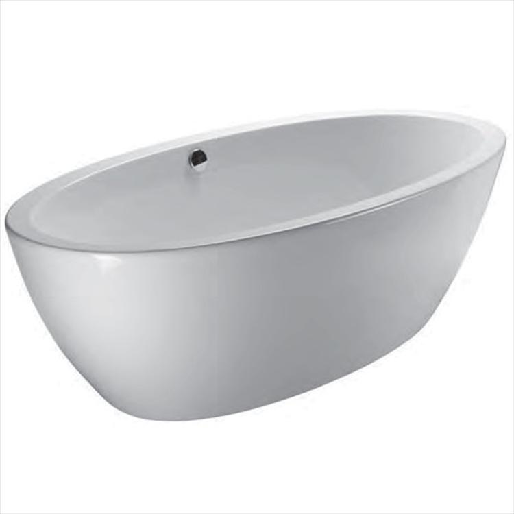 Vasche freestanding prodotti prezzi e offerte desivero for Costi vasche da bagno