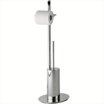 PIANTANA ZONA WC/BIDET SERIE PLANETS B9807 codice prod: B98070CR product photo Default L2