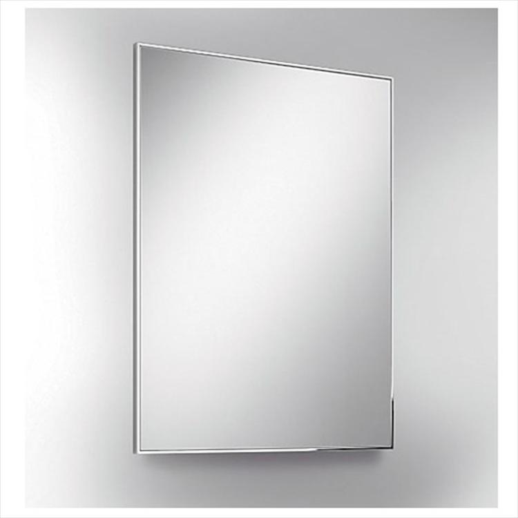 Colombo specchio senza illuminazione serie gallery b2045 cromo. codice prod: B20450CR product photo