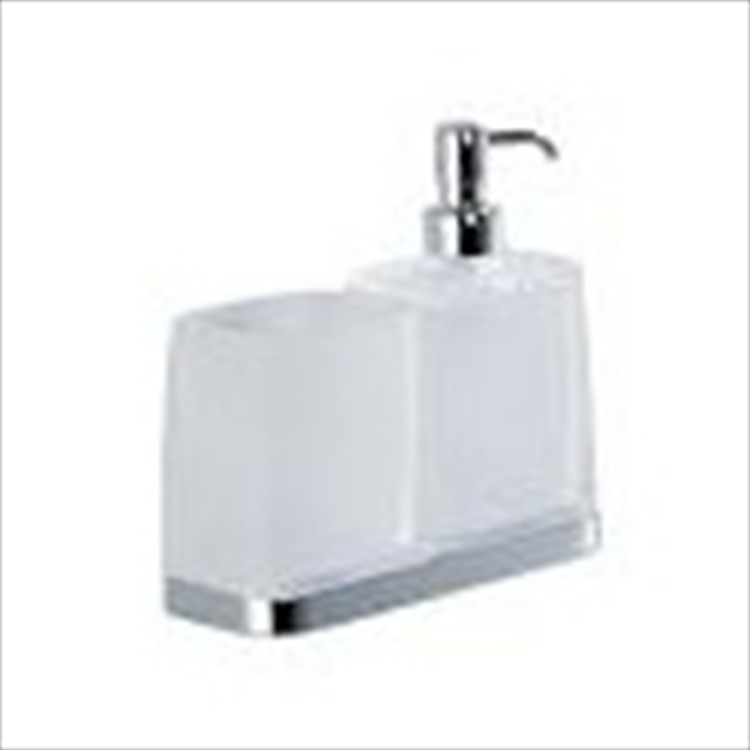 TIME W42710CR-VAN SPANDISAPONE E PORTA BICCHIERE CROMATO codice prod: W42710CR-VAN product photo