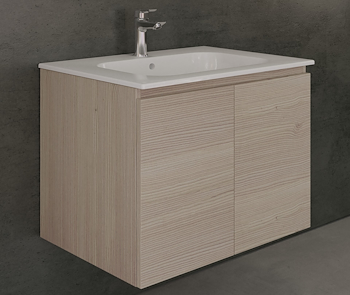 BASE FIRENZE 70 DUE ANTE CON CONSOLLE IN CERAMICA codice prod: DSV15339 product photo