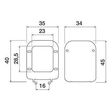 IDEAL STANDARD CONCA SEDILE BIANCO EUROPA codice prod: D101 BEU product photo Foto1 L2
