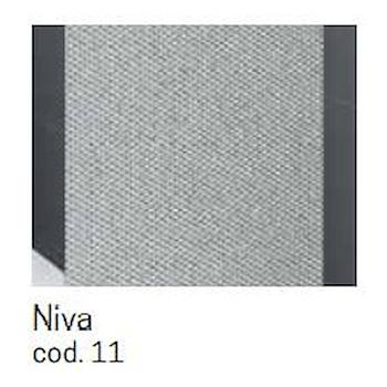 NEW STAR F NSTARF72-11B LATO FISSO PER COMPOSIZIONE 72/78 SILVER/NIVA codice prod: NSTARF72-11B product photo Foto1 L2