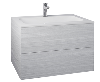 MY TIME BASE LAVABO 2 CASSETTI SOSPESA codice prod: T4L275_TN product photo