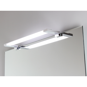LAMPADA LED METACRILATO/ACCIAIO codice prod: 7908 product photo Default L2