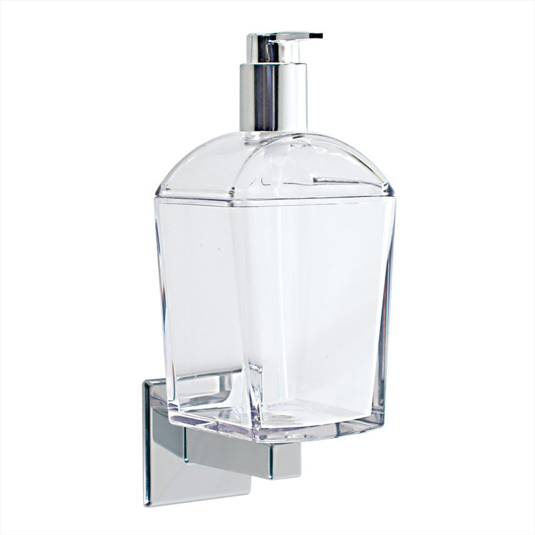TILDA 5714KK PORTA DISPENSER TRASPARENTE codice prod: 5714KK product photo
