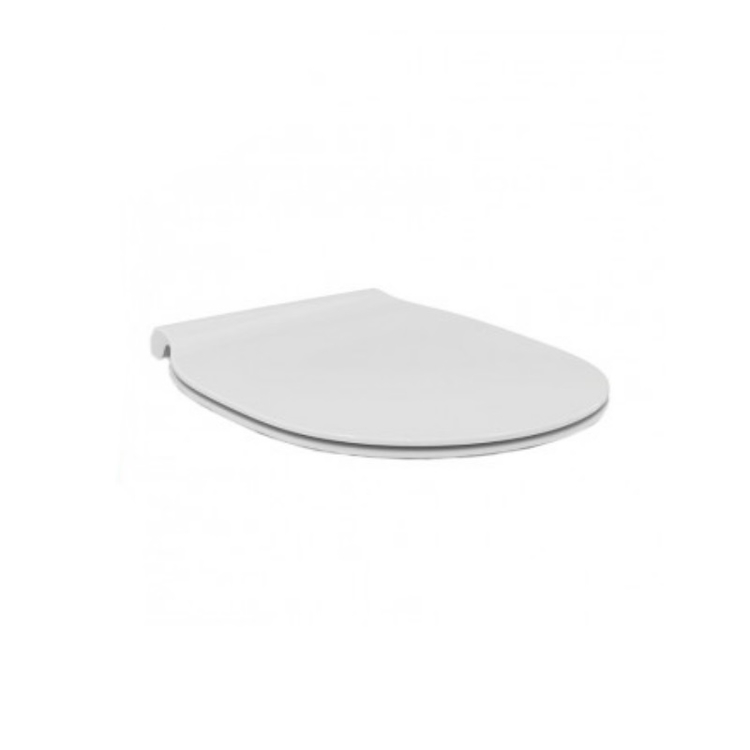 CONNECT AIR SEDILE WC SLIM BIANCO EUROPA NORM SANDWICH codice prod: E036501 product photo