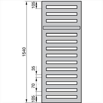 METROPOLITAN BAR MEP-150-050 codice prod: MEP-150-050 product photo Foto1 L2