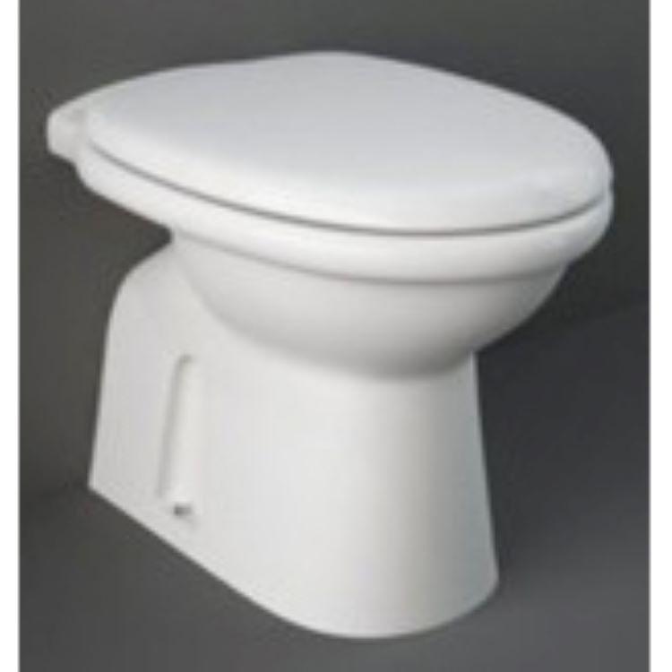 KARLA WC SCARICO PAVIMENTO 36X55 BIANCO codice prod: KAWC00002 product photo