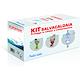 KIT SALVACALDAIA: defangatore + dosatore polifosfati + neutralizzatore condensa codice prod: KITSALV1 product photo