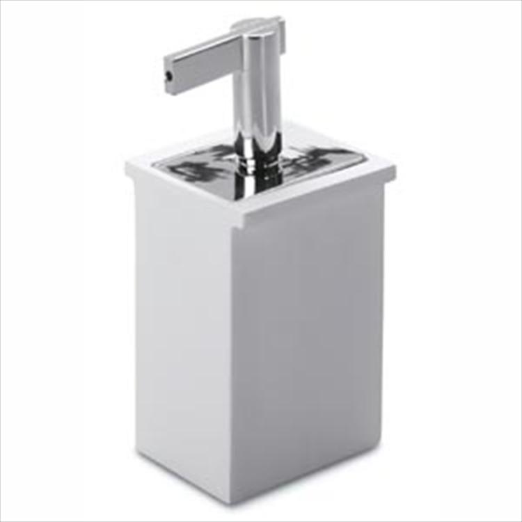 2048 Dispenser in cristallo al 24% di Piombo trasparente codice prod: 1222048 0100 product photo