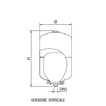AUTOCLAVE A MEMBRANA STORM LT. 8 codice prod: DSV06557 product photo Foto1 L2