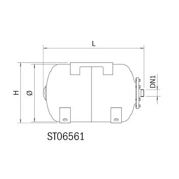 AUTOCLAVE A MEMBRANA LT.ORIZZONTALE codice prod: DSV06561 product photo Foto1 L2