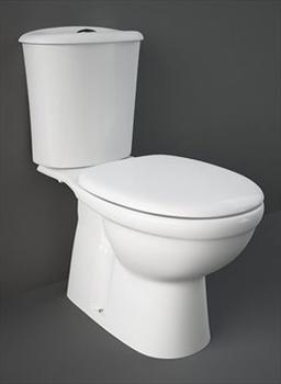 KARLA WC MONOBLOCCO SCARICO A TERRA 36X70 BIANCO codice prod: KAWC00001 product photo Default L2