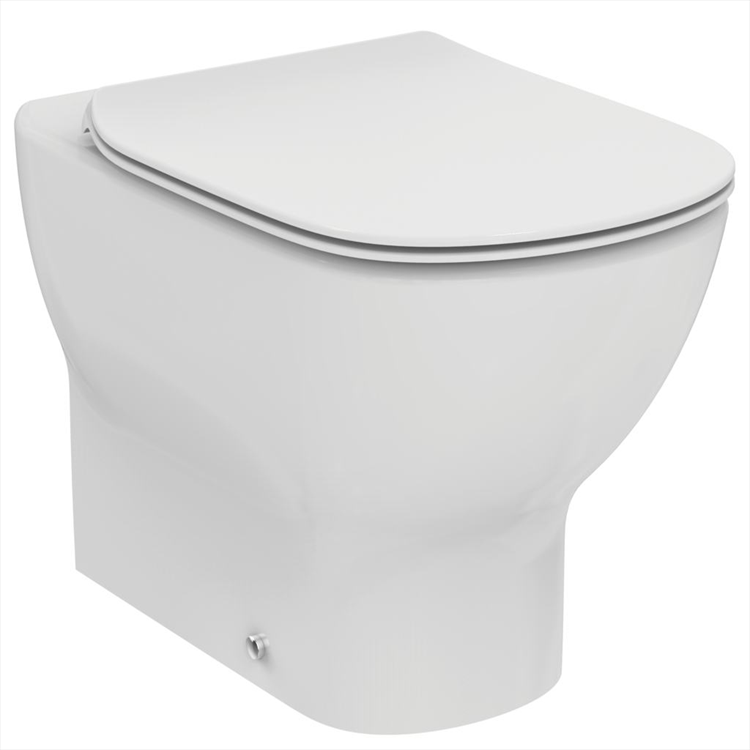 TESI NEW WC BTW AQUABLADE SLIM F/P BEU01 FILO PARETE SED SLIM codice prod: T353701 product photo