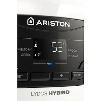 SCALDABAGNO POMPA DI CALORE LYDOS HYBRID 100 LITRI codice prod: 3629053 product photo Foto2 L2