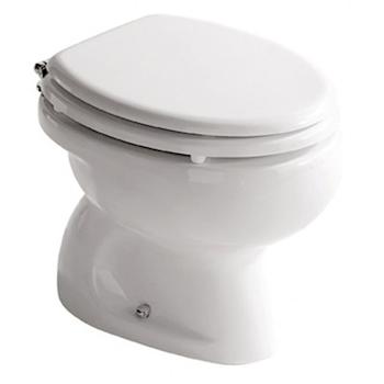 INFANZIA WC SC/PAVIMENTO BIANCO  codice prod: 4004 product photo Default L2