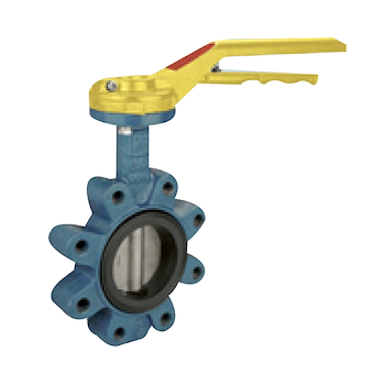 VALV.FARF.GHISA POLARIS GAS DN150 codice prod: DSV05128 product photo Default L2