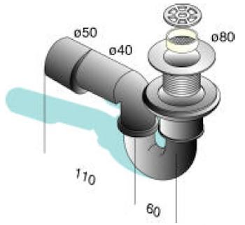 SET DOCCIA § 80 A SALD.X § 40-50 OTT.CR. codice prod: DSV09406 product photo Foto1 L2