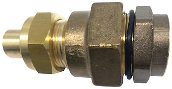 RACCORDO A SALDARE GAS DN25 PER CONNESSIONE 28X1 codice prod: DSV16312 product photo Default L2