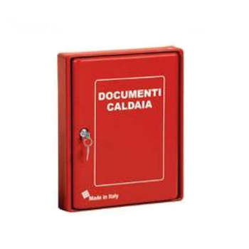 CASSETTA PORTA DOCUMENTI CALDAIA IN ABS codice prod: DSV13393 product photo Default L2