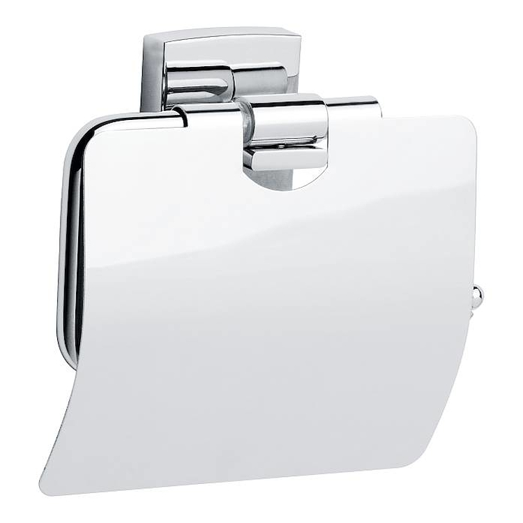 KLAAM 40259 PORTAROTOLO WC CON COPERCHIO codice prod: 40259 product photo