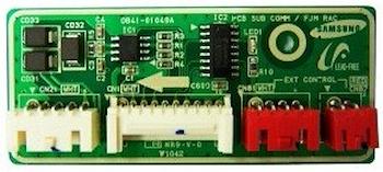 INTERFACCIA COMANDO CABLATO PER MODELLI A PARETE SERIE Y E SERIE P+ codice prod: MIM-A00 product photo Default L2