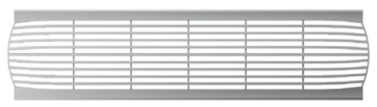 GRIGLIA DI MANDATA GR.5-6 codice prod: DSV17278 product photo