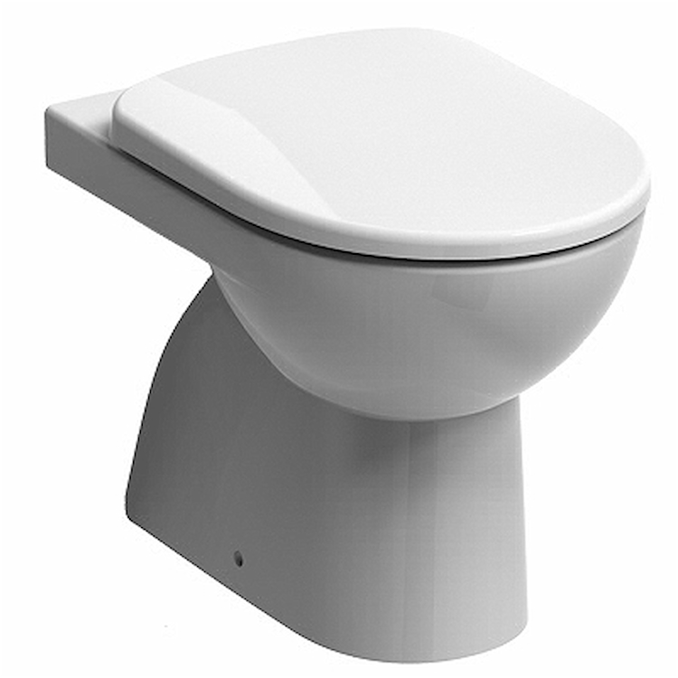 SELNOVA PRO WC SC/PAVIMENTO UNI BIANCO codice prod: 58020000 product photo