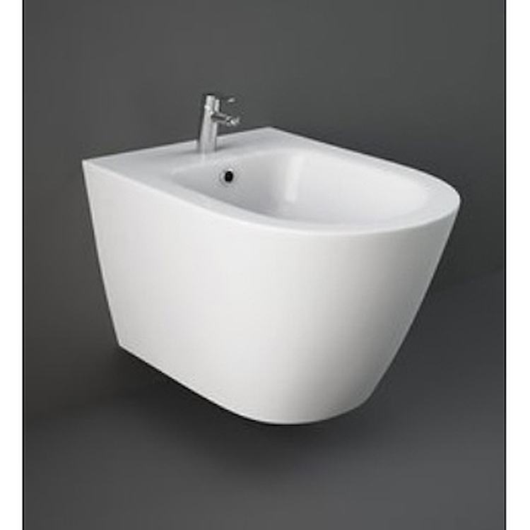 RESORT RIMLESS BIDET SOSPESO 36X52 BIANCO codice prod: REBI00002 product photo