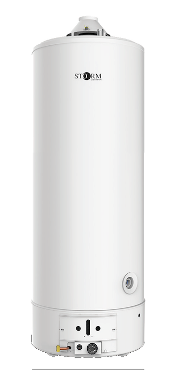 SCALDABAGNO GAS ACCUM BASAMENTO LT160 ACCUMULO ST LOW NOX codice prod: DSV16937 product photo