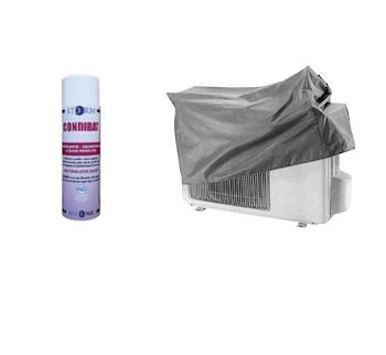 Kit clima telo per condizionatore multisplit + spray sanificante product photo Default L2