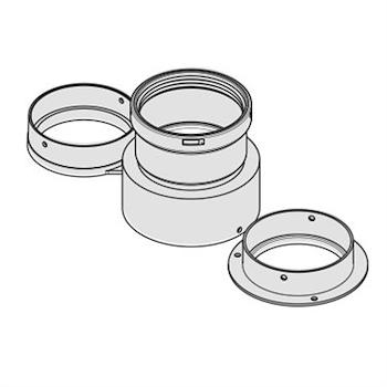 KIT SISTEMA SDOPPIATO POLIPROPILENE CALDAIE CONDENSAZIONE codice prod: 20137523 product photo Default L2