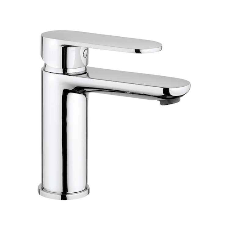 SADLER 4603 MIX LAVABO CRO S/SCARICO TUBI FLESS codice prod: 460300006001 product photo