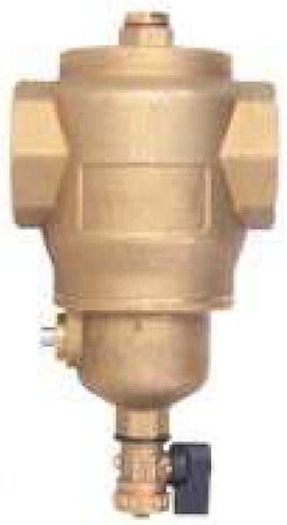 """DEFANGATORE MAGNETICO FILETTATO G 3/4"""" IN OTTONE CON COIBENTAZIONE codice prod: DSV17822 product photo"""