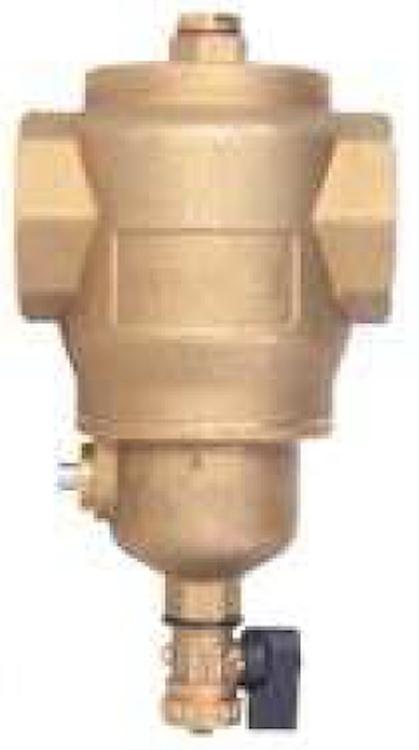 """DEFANGATORE MAGNETICO FILETTATO G 1"""" IN OTTONE CON COIBENTAZIONE codice prod: DSV17823 product photo"""