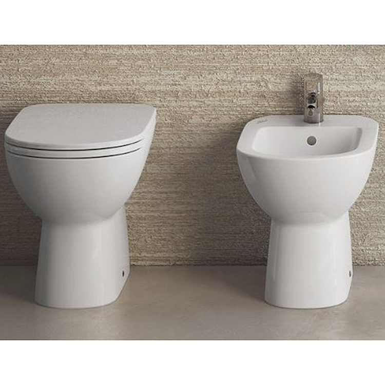 SERIE GEMMA2 WC J522201 + BIDET J522401 + SEDILE J523201 product photo