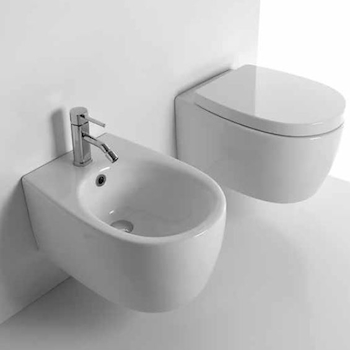 OFFERTA WC + BIDET + SEDILE product photo