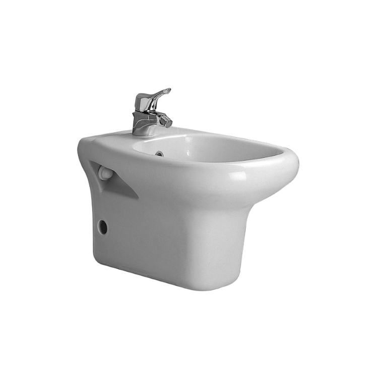 TESI bidet sospeso 1 foro bianco europeo codice prod: R373901 product photo