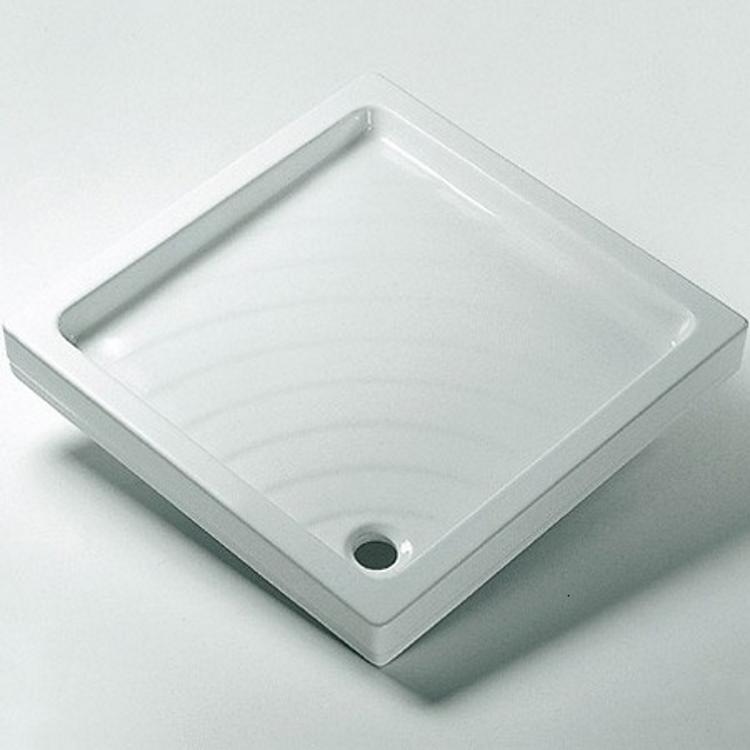 Didone Piatto doccia 75x75 BIANCO IDEAL codice prod: T118400 product photo