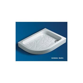 Angolare sinistro Piatto doccia pil.90 90x70 bianco europeo codice prod: T101101 product photo Default L2