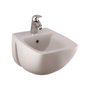 CANTICA bidet sospeso 1 foro bianco europeo codice prod: T506561 product photo