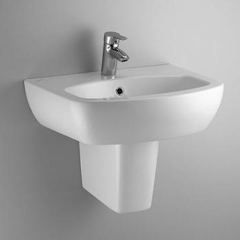 MIA Lavabo 1 3 fori 60x48 bianco GARANZIA EUROPEA 2 ANNI codice prod: J436700 product photo Default L2